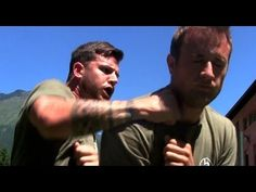 KRAV MAGA TRAINING • How to Knock Out anyone Taller, Bigger and Stronger than you - YouTube