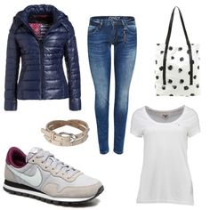 OneOutfitPerDay 2015-10-29 - #ootd #outfit #fashion #oneoutfitperday #fashionblogger #fashionbloggerde #frauenoutfit #herbstoutfit - Frauen Outfit Herbst Outfit Outfit des Tages Winter Outfit ESPRIT FRIEDA&FREDDIES Hilfiger Denim mint&berry Nike ONLY