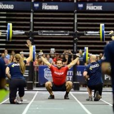 Rich Froning is heading back to the CrossFit Games after placing first in the Central East. Will he make it four in a row? #thewodlife #crossfit #crossfitgames #richfroning #thechamp