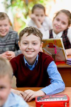 Как сделать так, чтобы детям было интересно учиться в школе. Эмоциональный фоторепортаж.