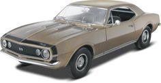 Scalehobbyist.com: '67 Camaro SS 2'n1 by Revell Monogram