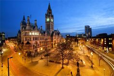 The Town Hall Manchester Wedding Venue