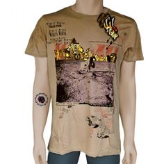 The Moon Walk T-shirt by Minute Mirth