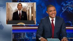 Watch the full episode online. MSNBC ransacks the home of terrorism suspects on live TV, and former Daily Show host Jon Stewart returns to shame Congress into renewing health care for first responders. Trevor Noah, Jon Stewart, The Daily Show, Comedy Central, Live Tv, Obama, Presidents, People, Vows