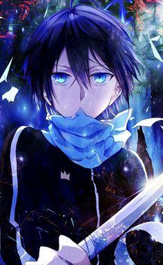 Yato Have you watch Noragami? _________________________________ Credits to the artist Anime: Noragami _________________________________ Noragami Anime, Yato And Hiyori, Manga Anime, Anime Art, The God Of War, Anime Boys, Yatori, Anime Kunst, Animation