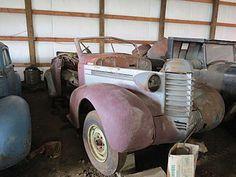 1937 Oldsmobile  Convertible