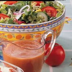 No-Oil Salad Dressing - thoughts: does it really need corn starch if you don't want a creamy version & does it really need to be cooked?
