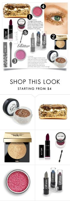 """""""Glitter🌟🌟"""" by szemesicsenge ❤ liked on Polyvore featuring beauty, Deux Lux, Bobbi Brown Cosmetics and glitterlips"""