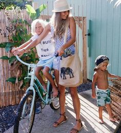Earthyandy and her gorgeous family - and inspiration for grounded living