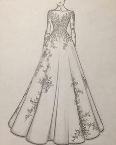 For order booking Please email Source by nivetasdesignstudio dresses drawing