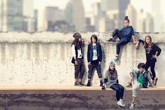 Shiki Teenagers Fall Winter 2013.14