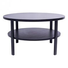 SKIBBY Coffee Table (Black) | Coffee Table | JYSK Canada