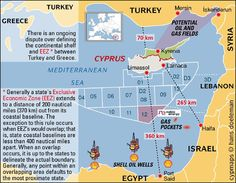 IISCA-Blog: Friction in the Cyprus EEZ. Analyzing Conflicting ...