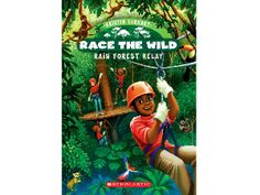 Recommended Series: Race the Wild | Parents | Scholastic.com