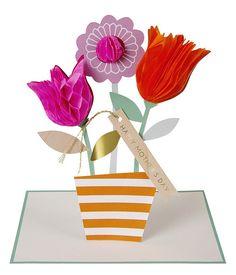 Mignon | flower bouquet card
