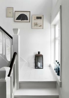fabulous stairs - understated but very effective decor / est magazine