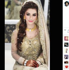 17 Bridal Hairstyles Pakistani Color Combos For The Most Exciting Days Best Dress Wedding Pakistani Color Combos Ideas Pakistani Wedding Hairstyles, Pakistani Engagement Dresses, Desi Wedding Dresses, Pakistani Wedding Outfits, Pakistani Bridal Wear, Bridal Outfits, Pakistani Dresses, Wedding Attire, Bridal Dresses