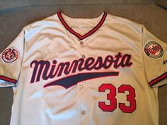 Minnesota Twins Justin Morneau Size 54 Stitched Gray Baseball Jersey 50yr Patch   Sports Mem, Cards & Fan Shop, Fan Apparel & Souvenirs, Baseball-MLB   eBay!