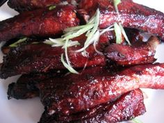 Chinese BBQ Ribs exactly like Chinese take-out..wanna make these