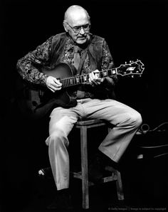 Jim Hall - personal favorite jazz guitarist