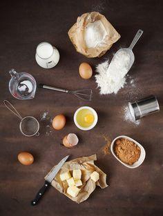 Farine, beurre, oeufs… leur rôle en pâtisserie