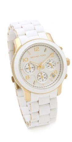 Michael Kors...Mi reloj!!!
