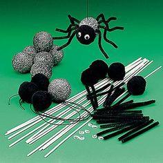 Easy Halloween Crafts For Preschoolers by colleen