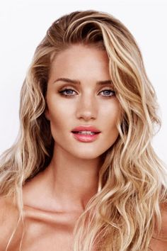Rosie Huntington-Whiteley on how to get skin as good as hers