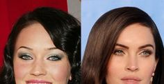 Megan Fox's What?: Celebs Before and After Plastic Surgery - Celebrity Pictures | Hollyscoop