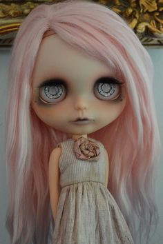 Blythe Doll Faustine | Flickr - Photo Sharing!