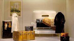 Construcción de 1/4 trasero de Rolls Royce Silver Phantom. Museo del Traje, Madrid Realización: Troppo Vero