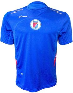 Official Saeta Haitian National Team Soccer Jersey 2015