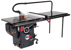 We've always had SawStop's PCS saws for fellow Coloradans, but now we can offer these safety-minded saws to all lower 48 states! Woodworking Saws, Woodworking Magazine, Mens Gadgets, Table Saw, Diy Tools, Drafting Desk, Home Improvement, Canning, Safety