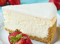 Perfect New York Cheesecake