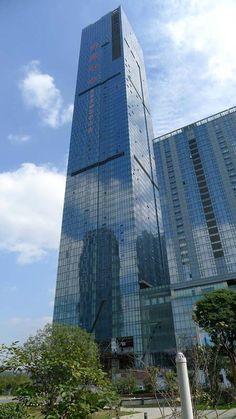 Wuxi Maoye City - Marriott Hotel , Wuxi-China, 303.8 m, completion-2014.