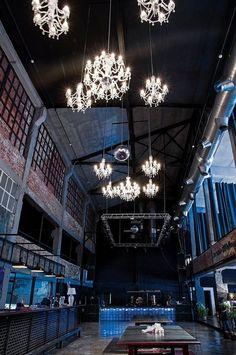 Atelier rue verte, le blog The Printing House, night-club en Russie