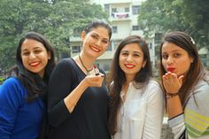 One Lipstick, 4 Girls | MSM Box