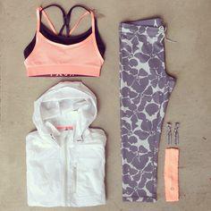 Roxy Workout Gear ♡