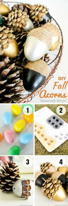 Nice  Home Decor DIYs to Be Different This Fall