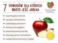 Apple Healthy Tips, Healthy Eating, Healthy Recipes, Health Diet, Health Fitness, Dieet Plan, Superfoods, Just Do It, Feel Good