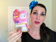 Eye Makeup Tutorial Double Sided Sticky Tape - YouTube