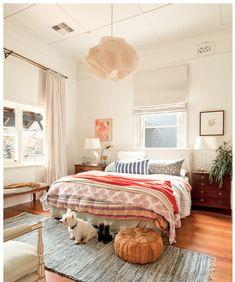 Mismatched bedding