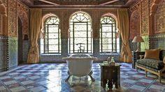Villa Marrakesh: a luxury home for sale in Marrakesh, Marrakech - Property ID: 437723 Spanish Villas, Rich Home, Indian Architecture, Million Dollar Homes, Mansions For Sale, Moroccan Design, International Real Estate, Marrakesh, Luxury Villa