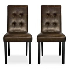 Dallas Tufted Side Chair (Set of 2) - Dining Chairs - Dining Room
