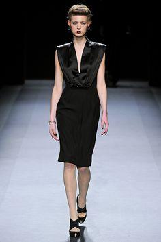 Jenny Packham Fall 2012 Ready-to-Wear Fashion Show