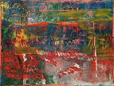 Abstract Painting [940-3] » Art » Gerhard Richter