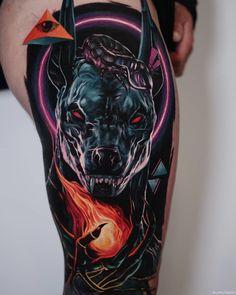 God Tattoos, Skull Tattoos, Body Art Tattoos, Tattoo Drawings, Tattoos For Guys, Sleeve Tattoos, Fire Tattoo, Epic Tattoo, Badass Tattoos