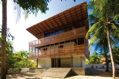Image 1 of 31 from gallery of Tropical House / Camarim Architects. Photograph by Nic Olshiati
