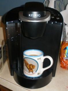 How to clean a Keurig coffee machine.