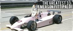 Greatest 33 Profile: Emerson Fittipaldi - Indianapolis Motor Speedway